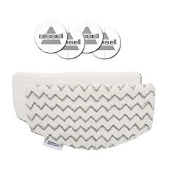 BISSELL PowerFresh Steam Mop Pad & Scent Disc Kit