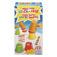 Whac-A-Mole Stack-A-Mole Game by Mattel