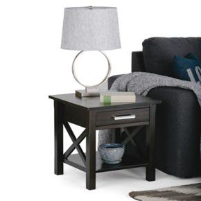 Simpli Home Kitchener End Table