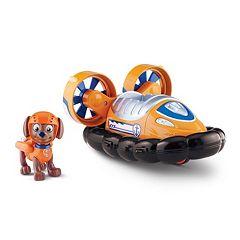 Paw Patrol On-A-Roll Zuma Hovercraft Set by Spin Master