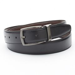 Men's Croft & Barrow Reversible Dress Belt