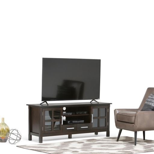 Simpli Home Kitchener TV Media Stand