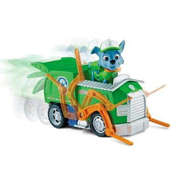 Paw Patrol On-A-Roll Rocky Recycling Truck Set by Spin Master
