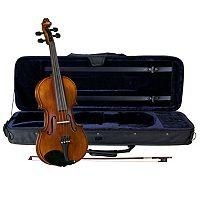 Cervini 4/4 Advanced Student Violin Outfit