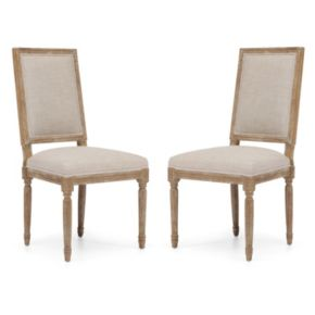 Zuo Era 2-piece Cole Valley Dining Chair Set
