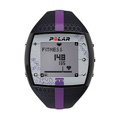 Polar Women's FT7 Activity Tracker Watch & Heart Rate Monitor Set