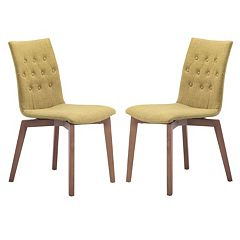 Zuo Modern 2-piece Orebro Chair Set