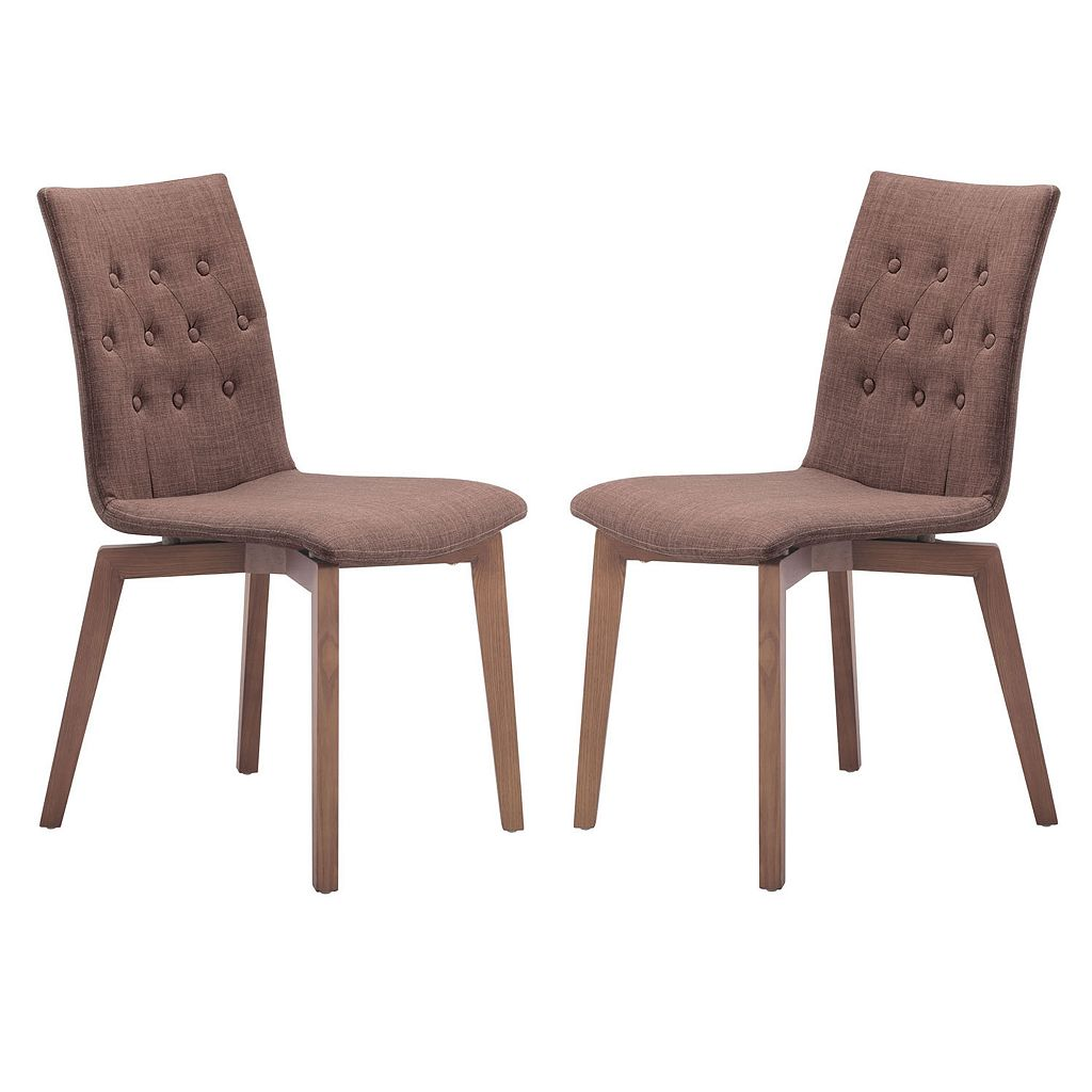 Zuo Modern 2-piece Orebro Chair Set