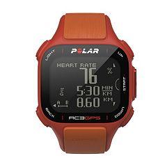 Polar Unisex RC3 Activity Tracker Watch & Heart Rate Monitor Set - 90047386