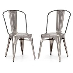 Zuo Modern Elio 2 pc Chair Set