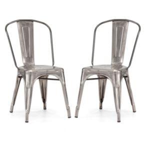 Zuo Modern Elio 2-pc. Chair Set
