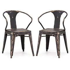 Zuo Modern Helix 2 pc Chair Set