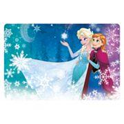 Zak Designs Disney Frozen Elsa, Anna & Olaf Placemat
