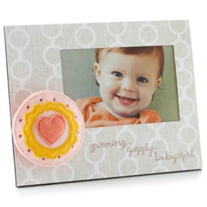 Hallmark Baby Girl Recordable Frame