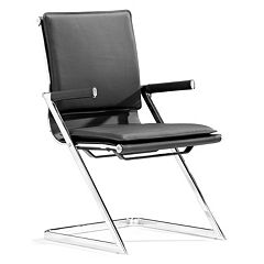 Zuo Modern Lider Plus Desk Chair 2-piece Set