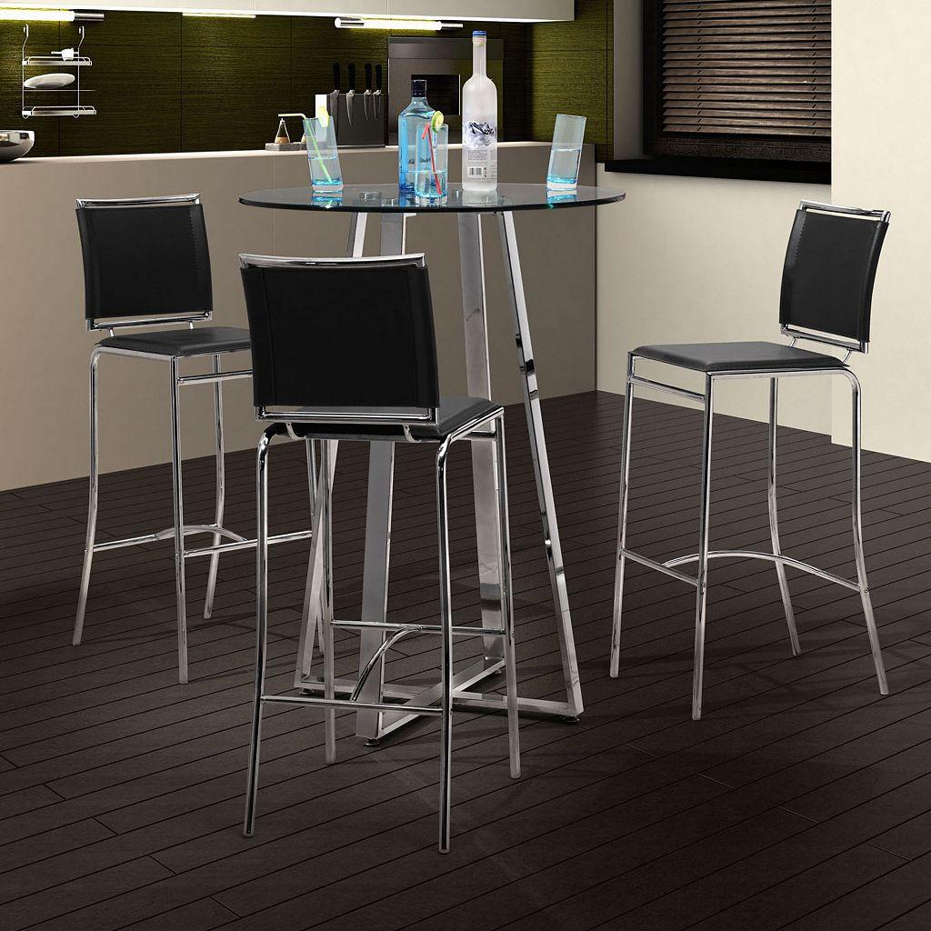 Zuo Modern 2-piece Soar Bar Chair Set