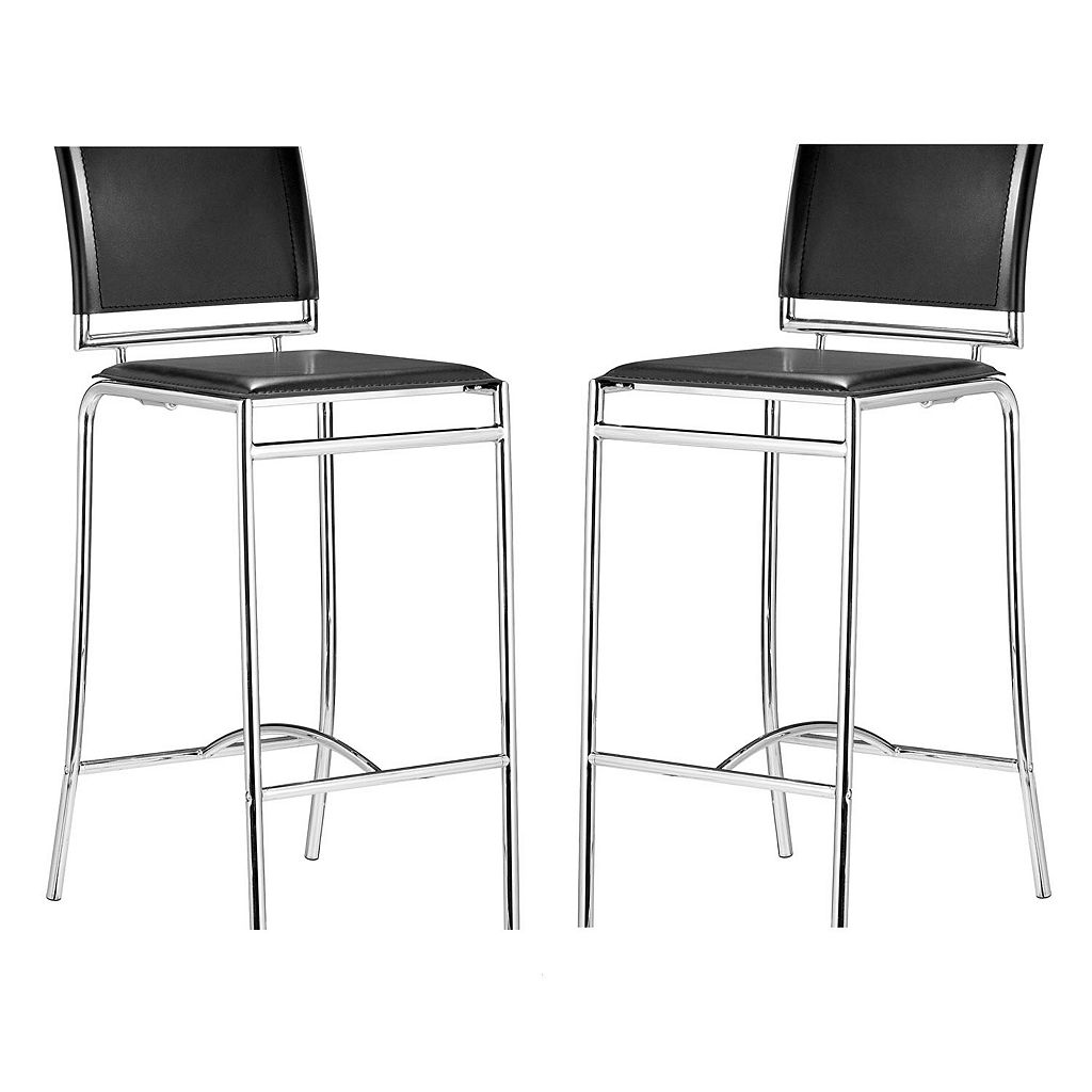 Zuo Modern 2-piece Soar Bar Chair Set