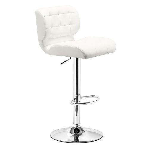 Zuo Modern Formula Adjustable Swivel Stool