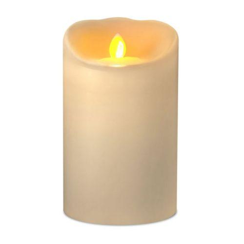 Inglow iFlicker 3'' x 5'' Flameless Pillar Candle