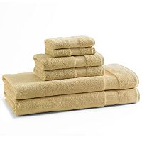Kassatex 6-pc. Bamboo Bath Towel Set