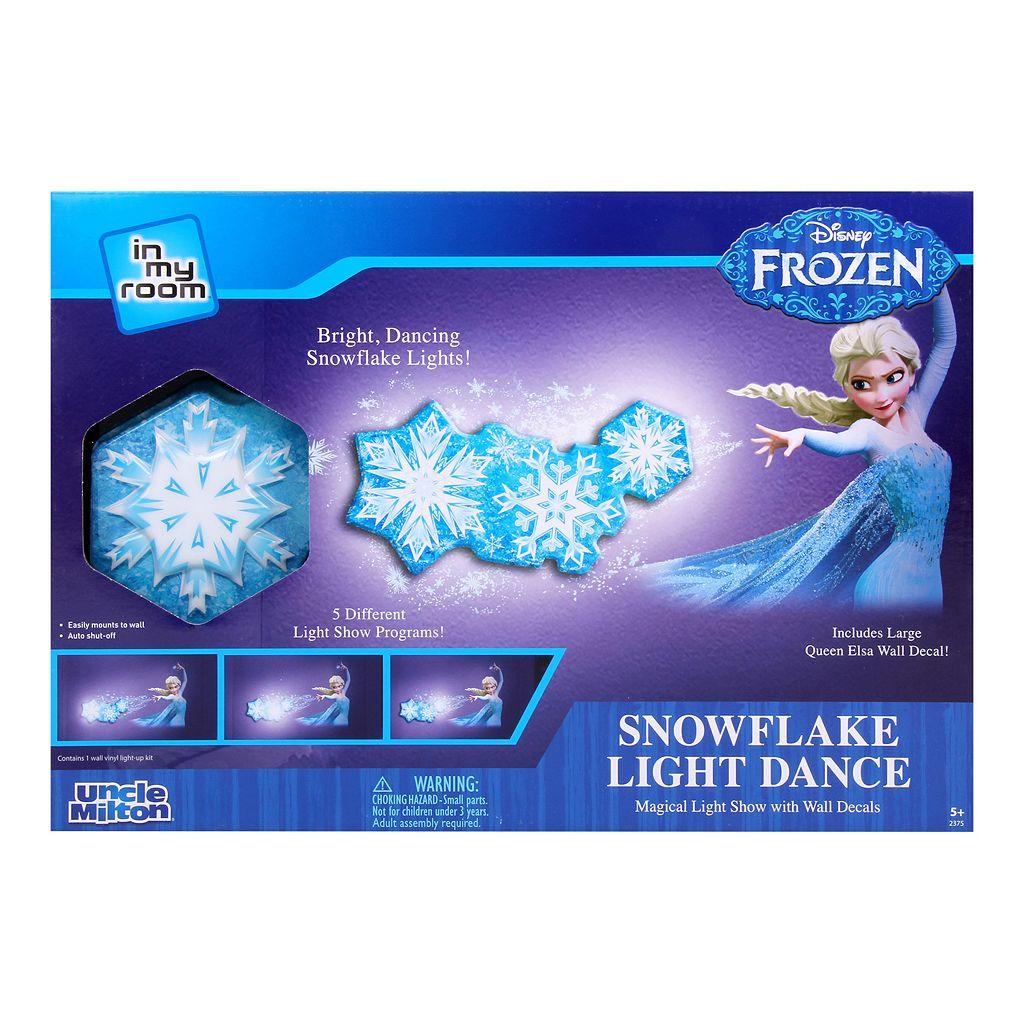 Disney Frozen Elsa Snowflake Light Dance by Uncle Milton