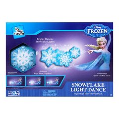 Disney Frozen Elsa Snowflake Light Dance by Uncle Milton