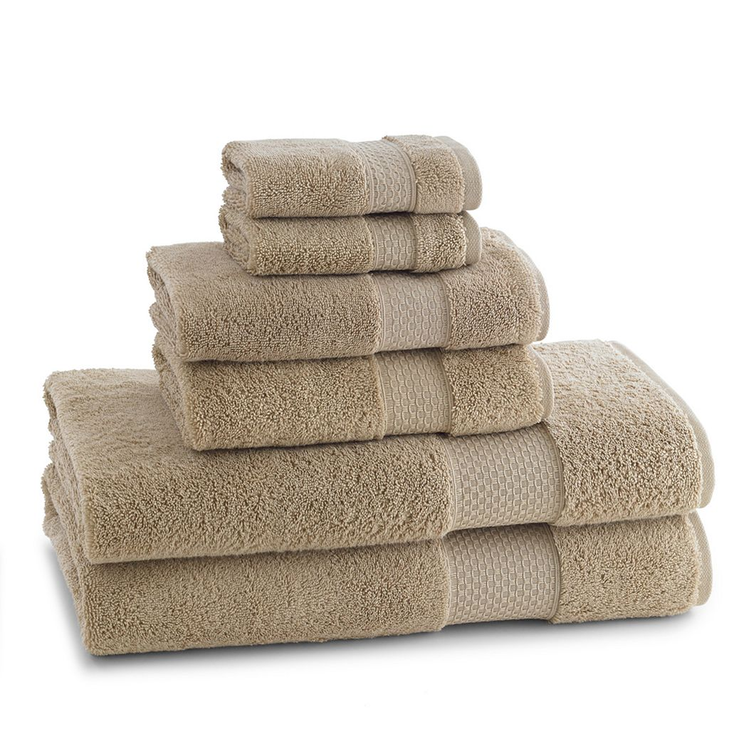 Kassatex Turkish Aegean Elegance 6-piece Towel Set