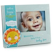 Hallmark Baby Boy Recordable Frame