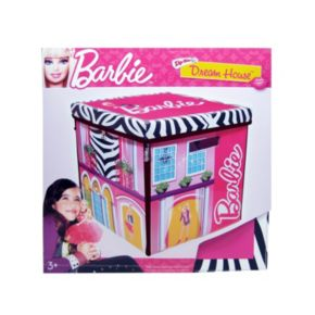 Barbie ZipBin Dream House Toy Box and Playmat by Neat-Oh!