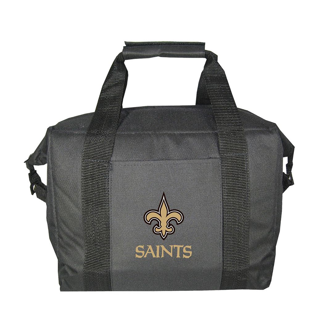 New Orleans Saints 12-Pack Kooler Bag