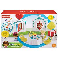Little People Birthday Party Set by Fisher-Price