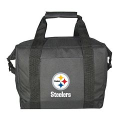 Pittsburgh Steelers 12-Pack Kooler Bag