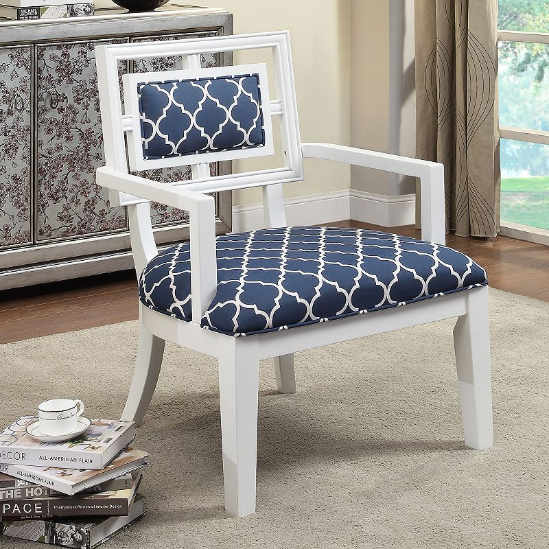 Treasure Trove Accents Tile Chair