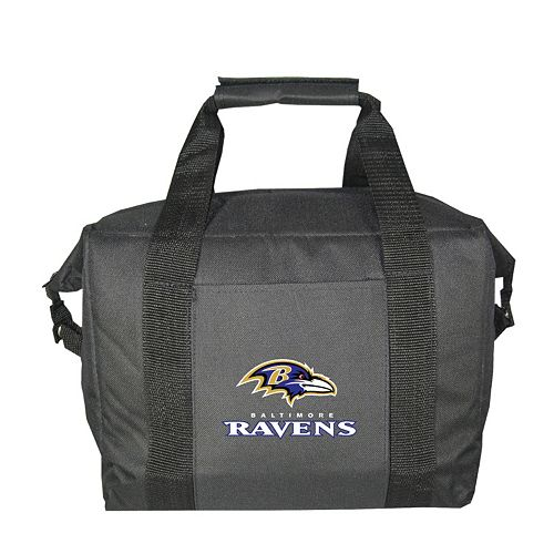Baltimore Ravens 12-Pack Kooler Bag