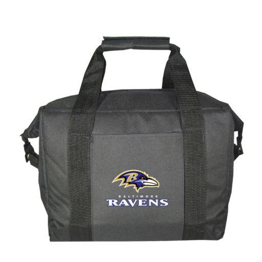 Baltimore Ravens 12-Pack Kooler Bag
