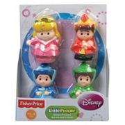 Disney Princess Aurora & Friends by Little People