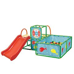 Toy Monster Active Play Gym