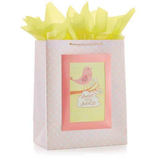 Hallmark ''Sweetie'' Gift Bag and Card Set