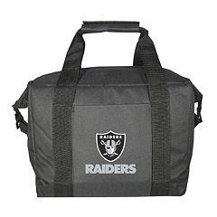 Oakland Raiders 12-Pack Kooler Bag