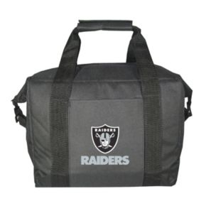 Oakland Raiders 12-Pack Kooler Bag