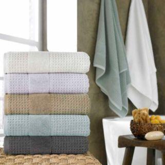 Kassatex Turkish Hammam Textured 6-piece Towel Set