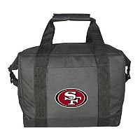 San Francisco 49ers 12-Pack Kooler Bag