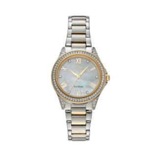Drive from Citizen Eco-Drive Women's POV Stainless Steel Watch - EM0234-59D