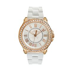 Juicy Couture Pedigree Women's Crystal Watch 1901052 by