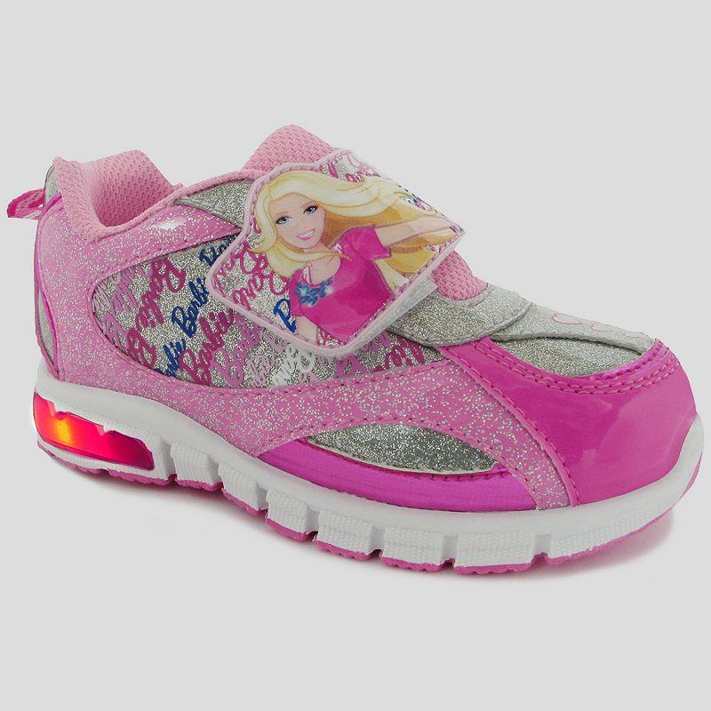 Barbie Light-Up Girls' Athletic Shoe
