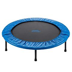Upper Bounce 44 in Mini Folding Rebounder Fitness Trampoline