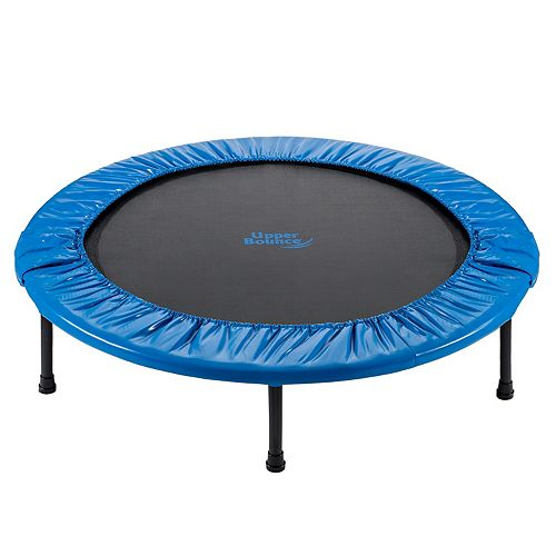 Upper Bounce 44-in. Mini Folding Rebounder Fitness Trampoline