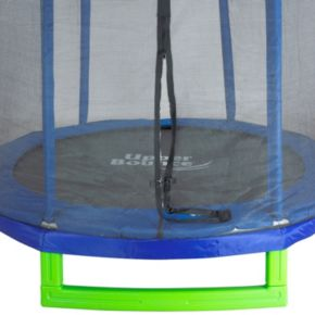 Upper Bounce 7-ft. Indoor / Outdoor Classic Trampoline and Enclosure Set