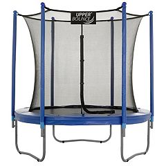 Upper Bounce 7.5-ft. Trampoline & Enclosure Set