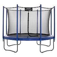 Upper Bounce 10-ft. Trampoline & Enclosure Set
